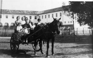 foto de Alunos do Colégio Estadual Padre Cláudio Morelli, no bairro Umbará em Curitiba