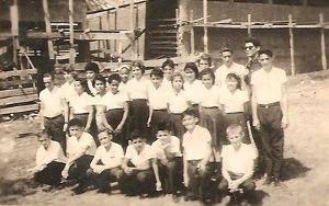 Foto de Alunos Colégio Dr. Ivan Ferreira do Amaral e Silva Filho, no município de Nossa Senhora das Graças
